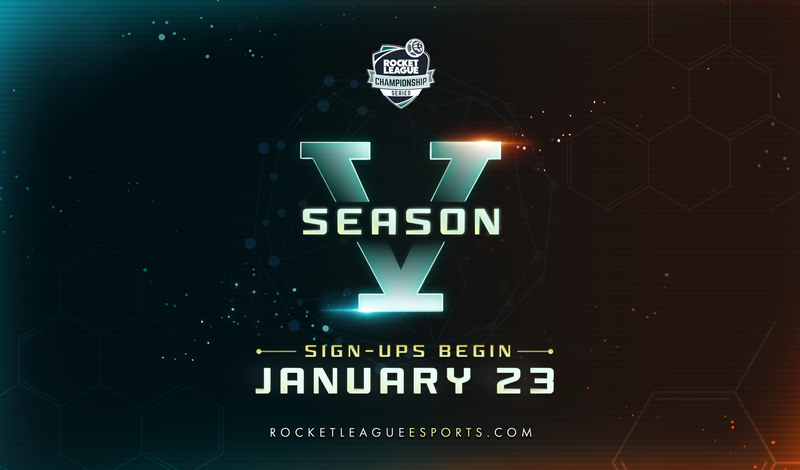 Introducing RLCS Season 5 article image