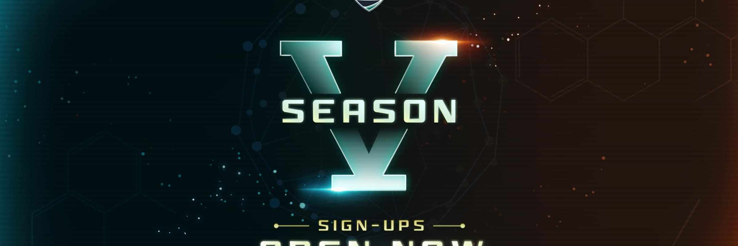 RLCS Season 5 Sign-Ups Open Now Image