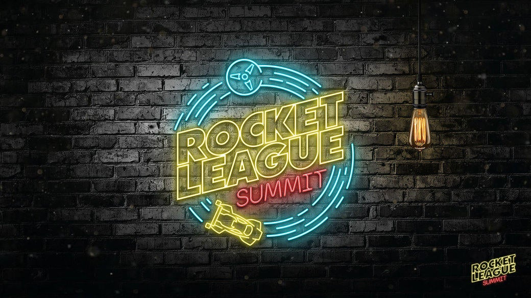 Tune In to the first-ever Rocket League Summit Presented by