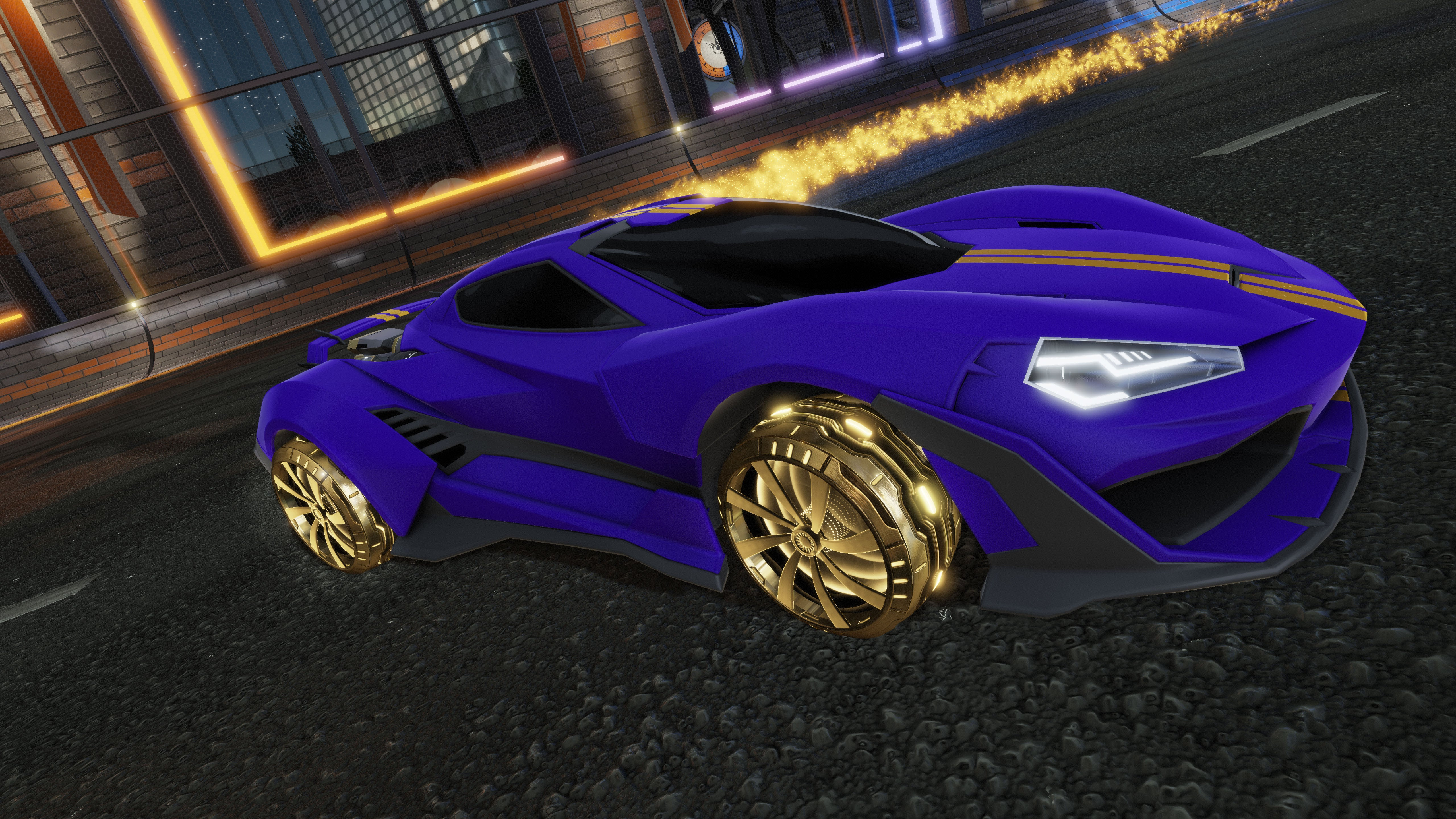 Updated World Championship In Game Item Rocket League Esports