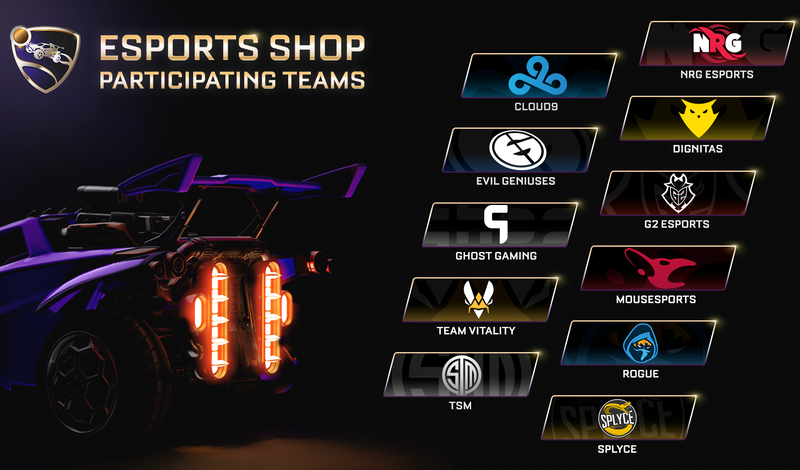 The Esports Shop: A Closer Look article image