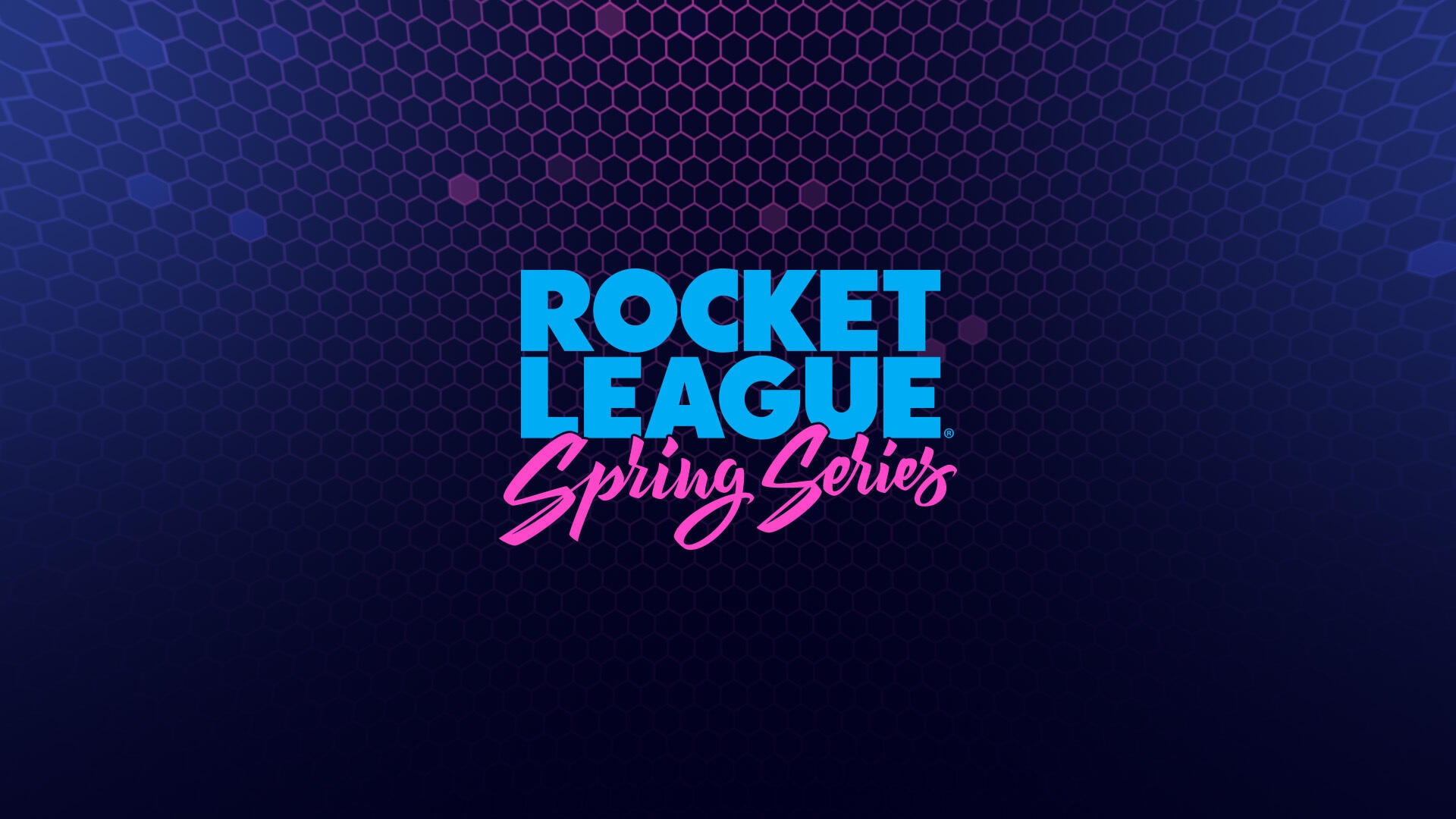 Introducing the Rocket League Spring Series! Image