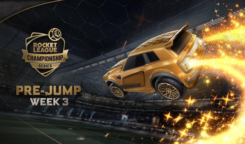 RLCS 8 Pre-Jump: Week 3 article image