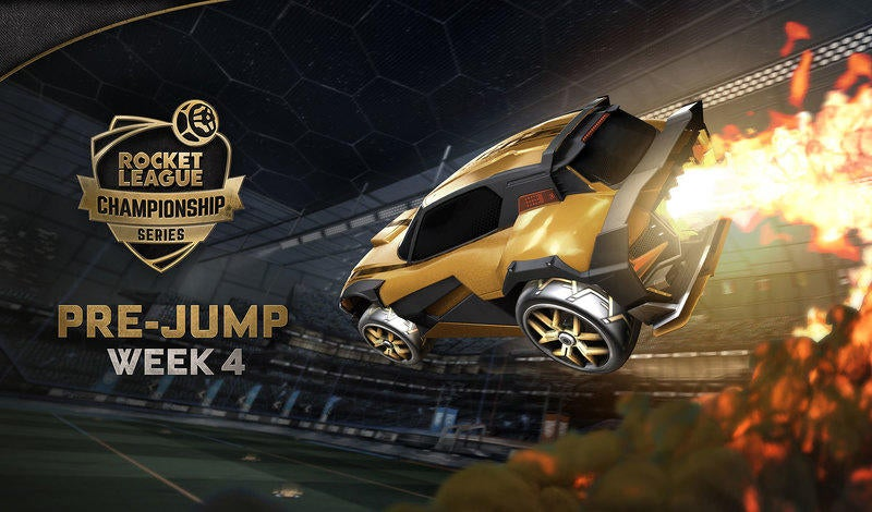 RLCS 8 Pre-Jump: Week 4 article image