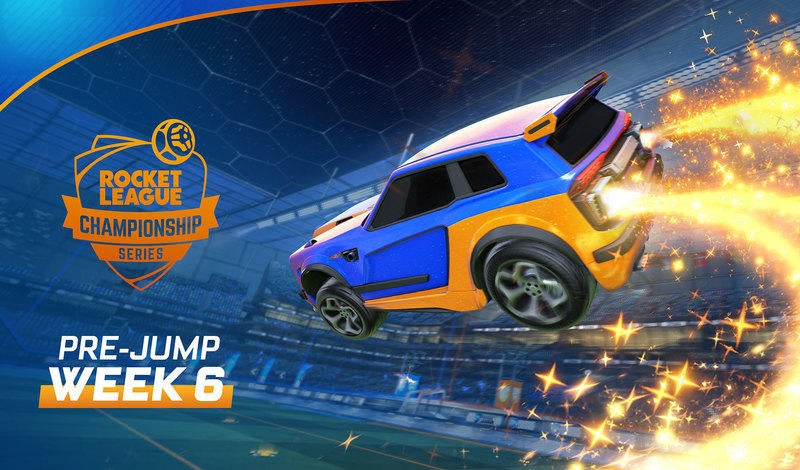 RLCS 9 Pre-Jump: Week 6 article image