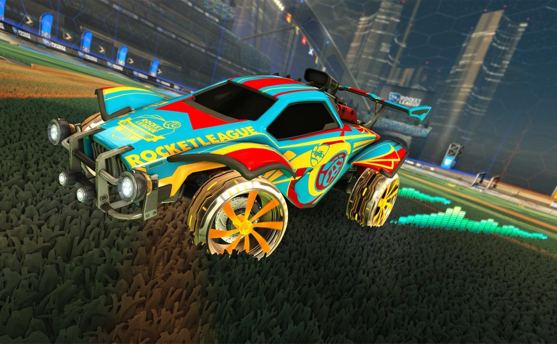 Rocket League Fan Rewards