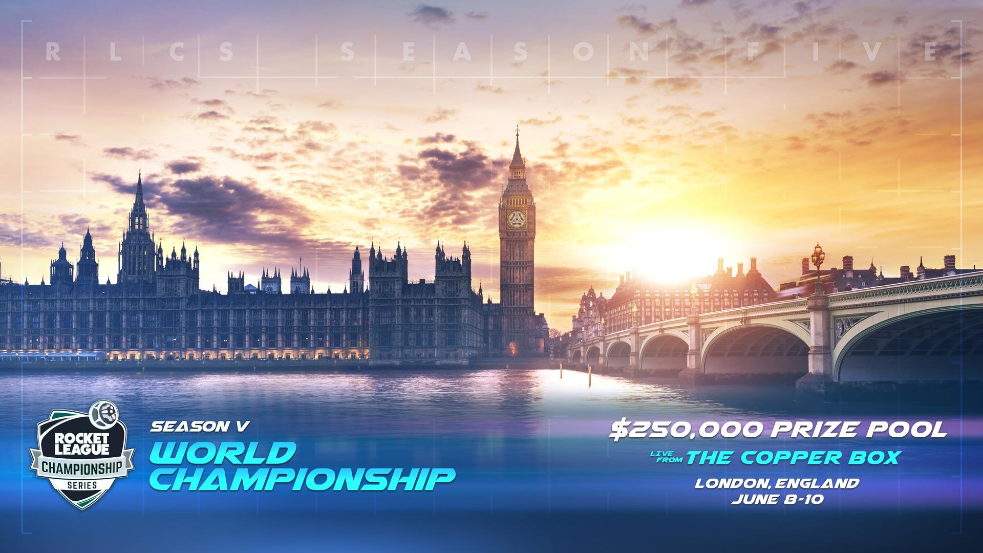 The RLCS World Championship Returns to Europe! | Rocket