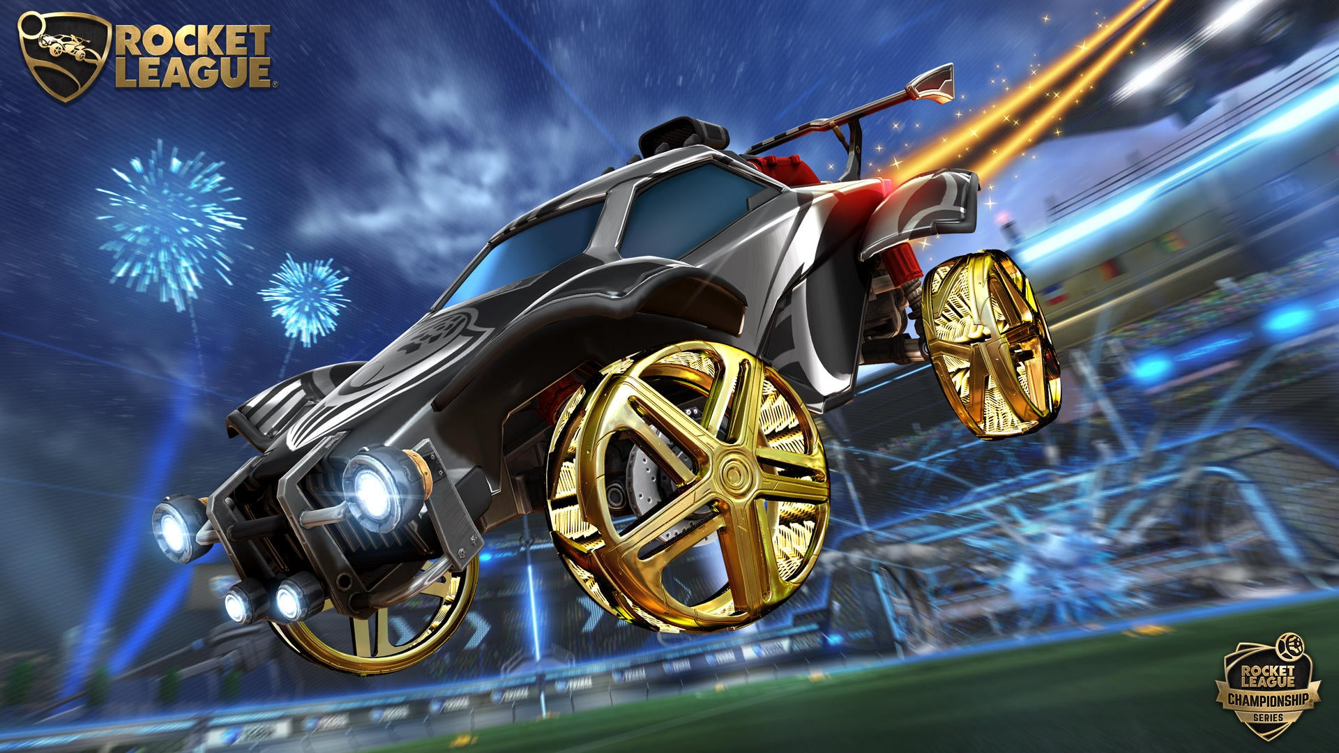 Grab Your Tickets to the Season 8 Rocket League World Championship! Image