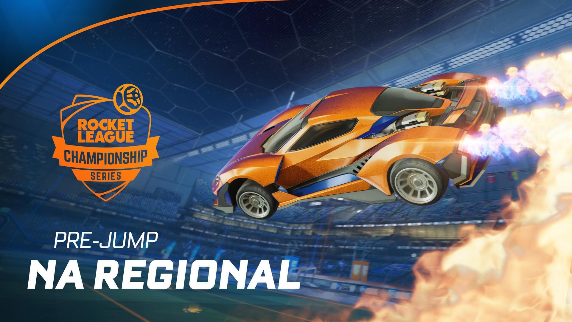 RLCS X Pre-Jump: NA Regional #2, Weekend Two Image