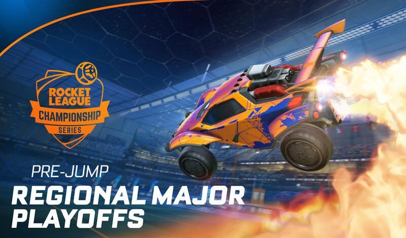 RLCS X Pre-Jump: Regional Major Playoffs article image