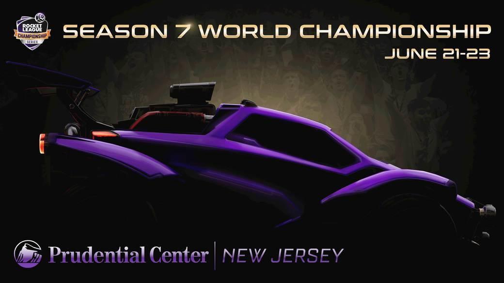 RLCS Season 7 World Championship Headed to the East Coast