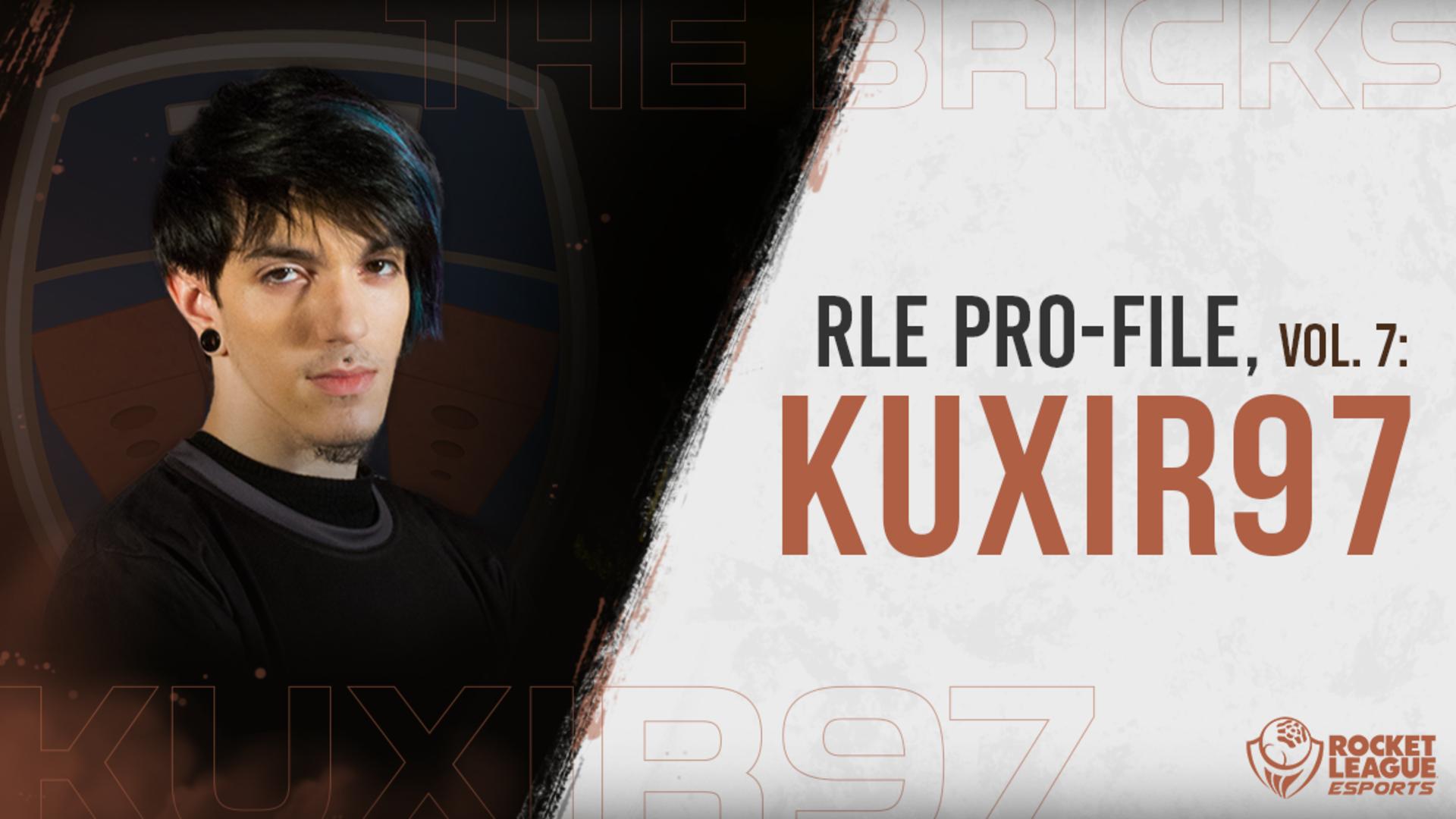 RLE Pro-File, Vol. 7: kuxir97  Image