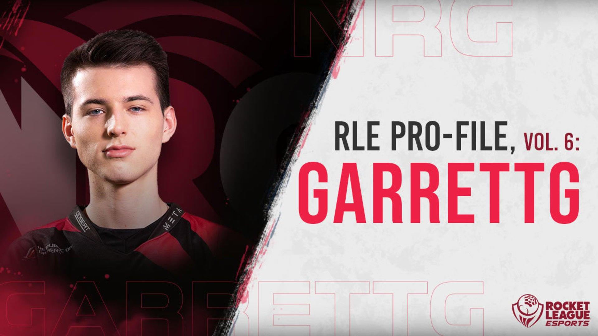 RLE PRO-File, Vol. 6: GarrettG Image