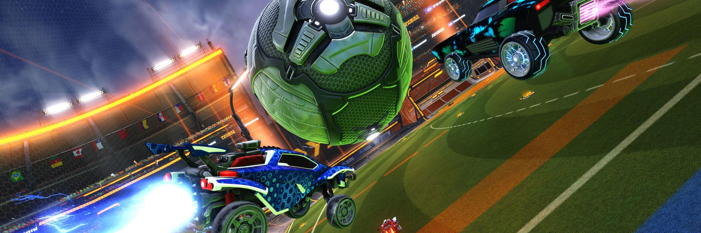 Sign-ups Open for High School Rocket League Competition on PlayVS Image