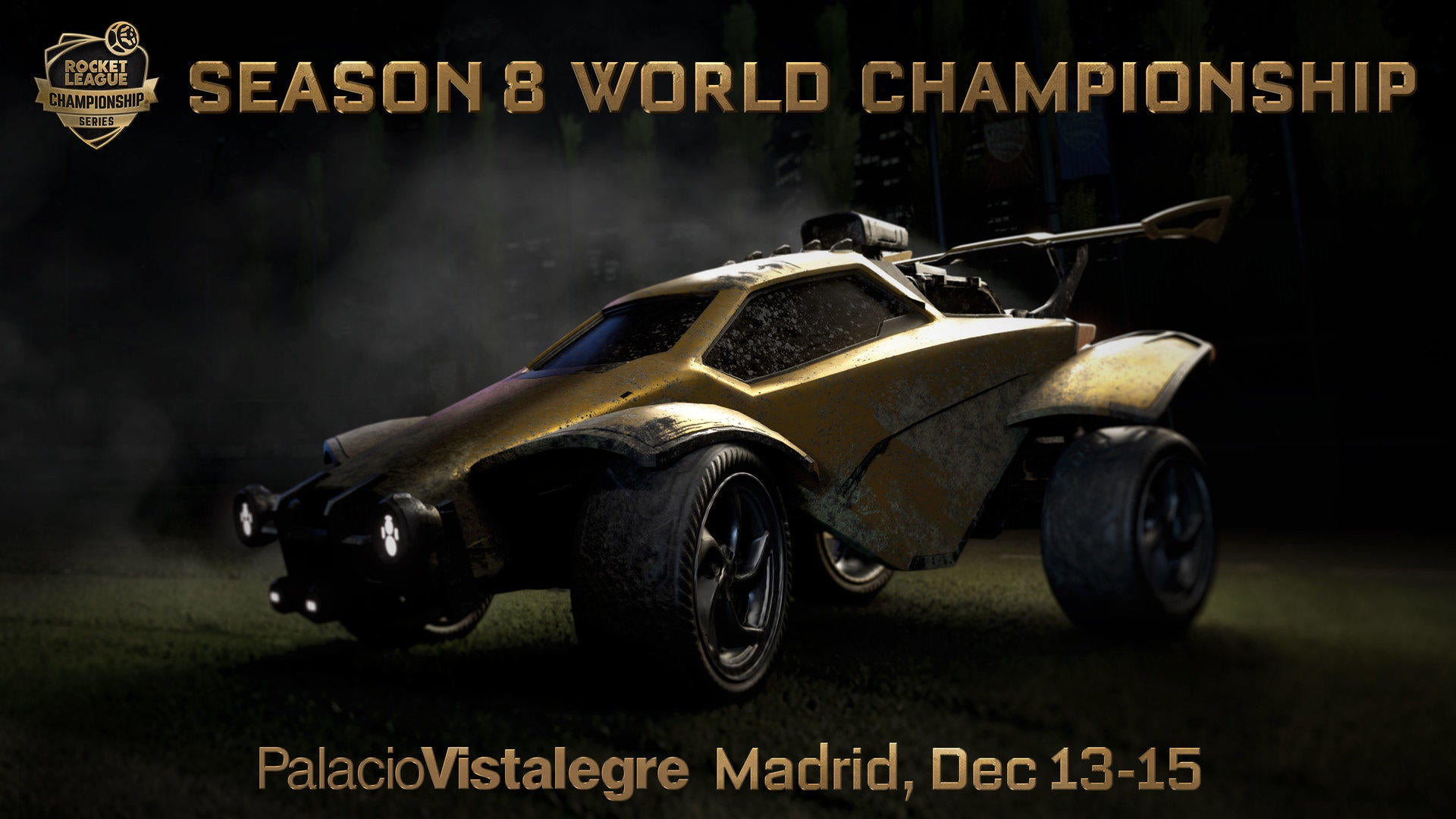 The Rocket League World Championship Returns to Europe Image
