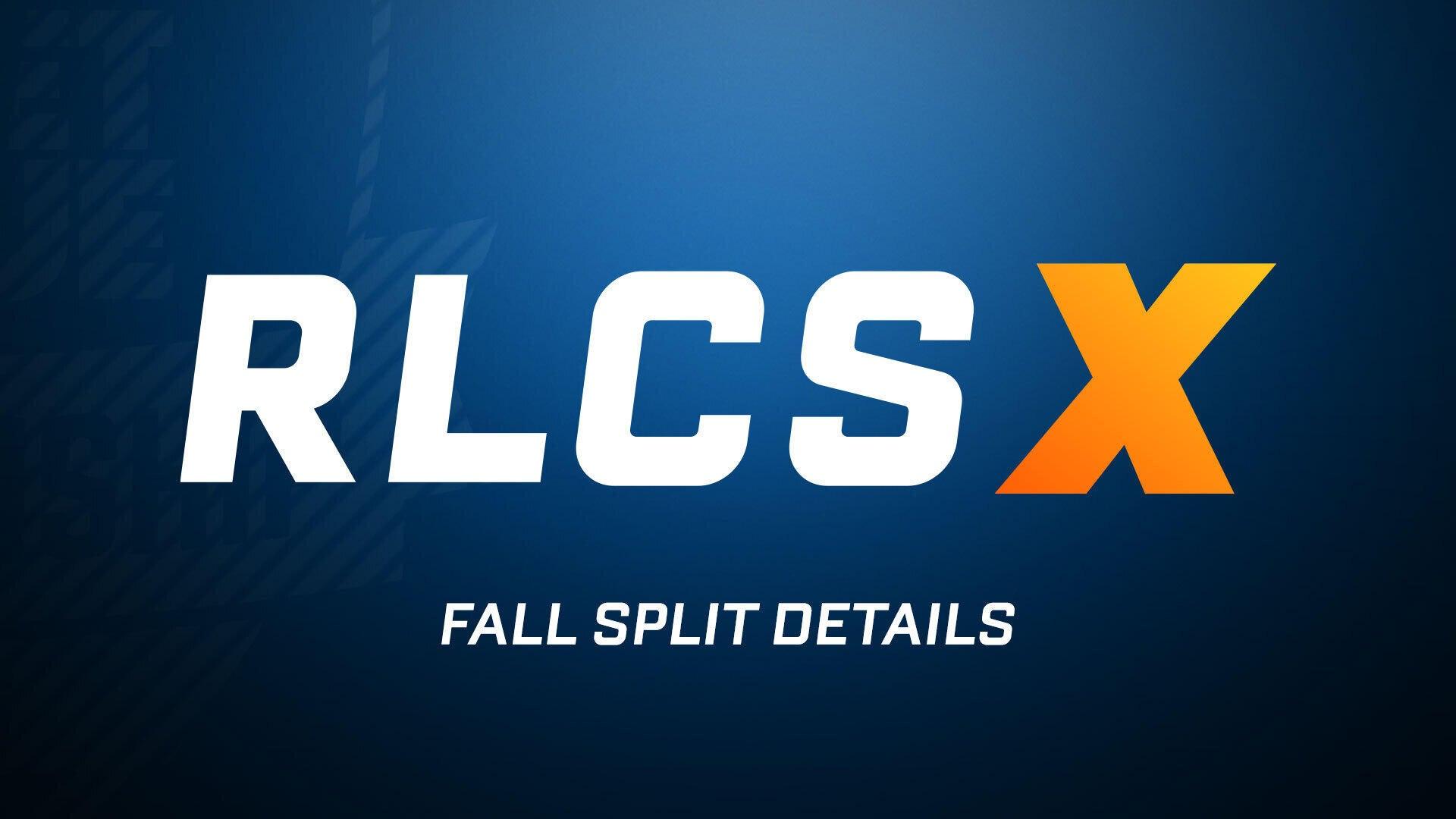 RLCS X: Fall Split Details Image