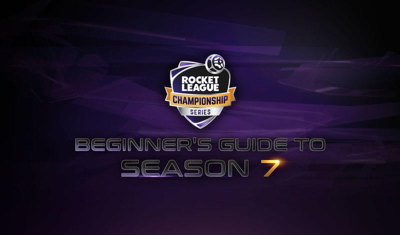A Beginner's Guide to RLCS Season 7 article image