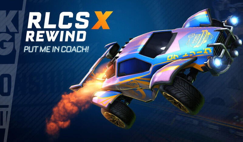 RLCS X Rewind: Put Me In Coach! article image