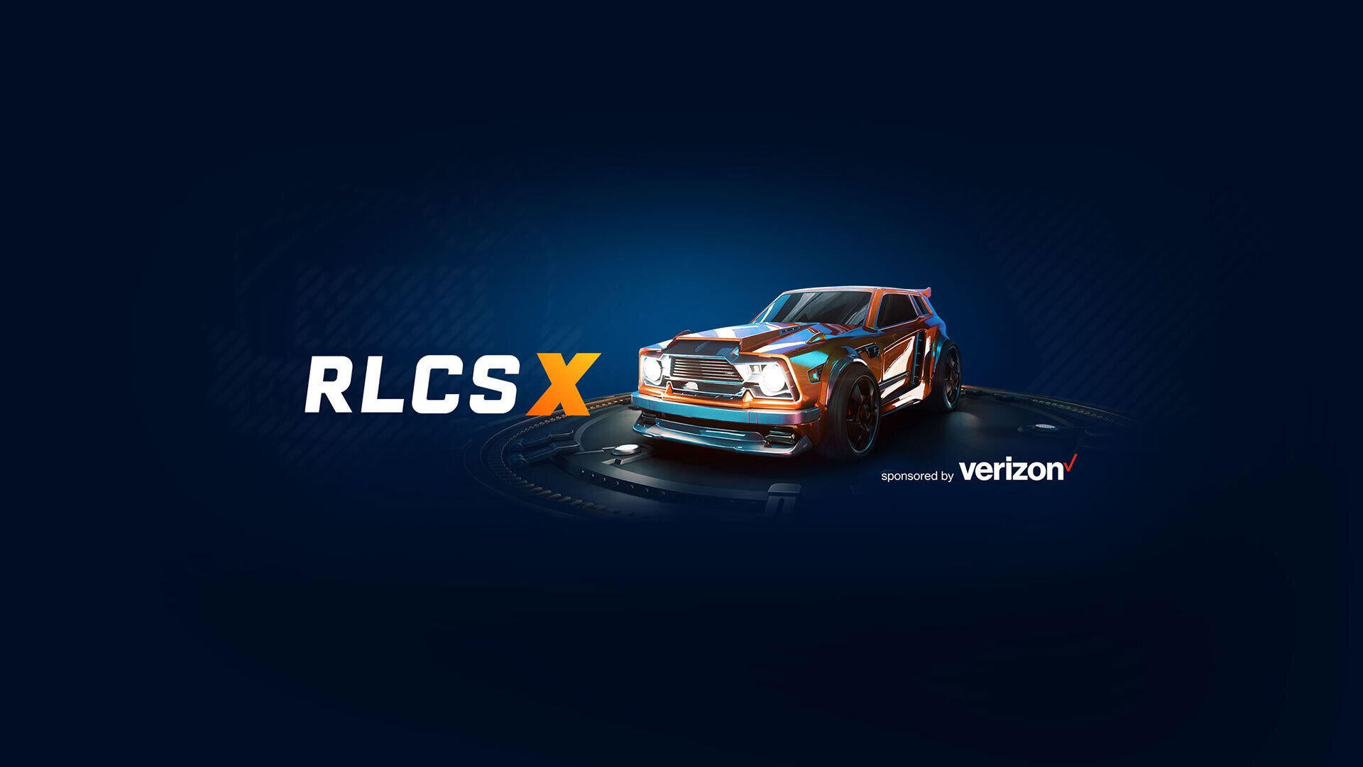 Verizon Signs On to Power the North American RLCS X Season Image